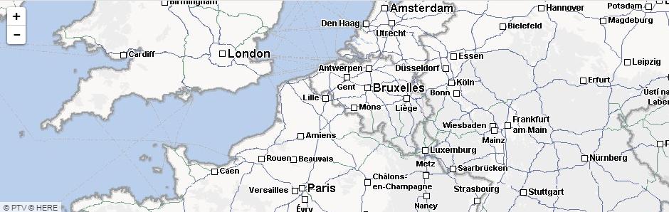 Aurelia Map Component with Leaflet | Mikhail Shilkov