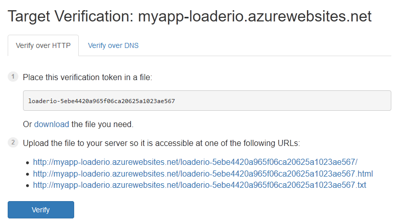 Load-Testing Azure Functions with Loader io | Mikhail Shilkov